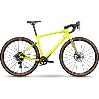 BMC URS 01 Three 2021, sunbeam - Gravelbike