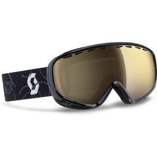 Scott Dana, black/ls bronze chrome - Skibrille