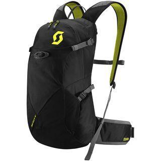 Scott Trail Rocket FR' 18 Pack, black/yellow - Fahrradrucksack