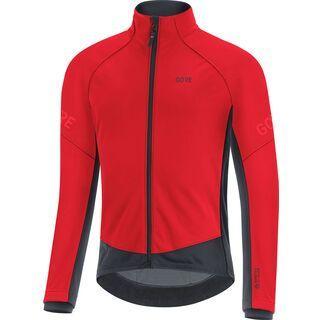 Gore Wear C3 Gore-Tex Infinium Thermo Jacke, red/black - Radjacke