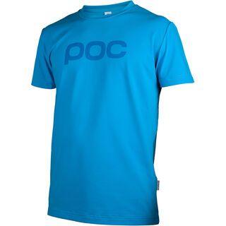 POC Trail Tee, tungsten blue - Radtrikot