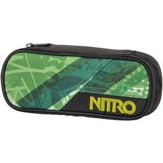 Nitro Pencil Case, wicked green