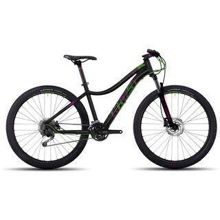 Ghost Lanao 3 AL 27.5 2017, black/green/pink - Mountainbike