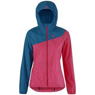 Scott Womens Trail MTN WB Jacket, blue/purple - Radjacke