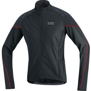 Gore Bike Wear Alp-X Thermo Trikot, black/red - Radtrikot