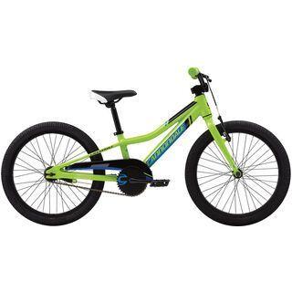Cannondale Trail 20 Boys Single-Speed 2014, grün - Kinderfahrrad