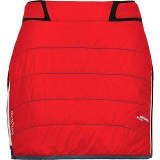 Ortovox Swisswool Light Tec Lavarella Skirt, hot coral - Rock