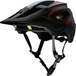 Fox Speedframe Pro Helmet, diaz black - Fahrradhelm