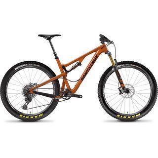 Santa Cruz Tallboy CC XX1 27.5 Plus 2018, rust/black - Mountainbike