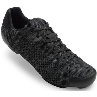 Giro Republic R, black/charcoal heather - Radschuhe
