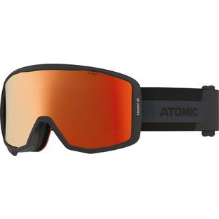 Atomic Count JR Cylindrical - Red Flash black