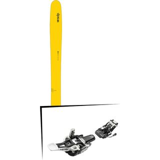 Set: DPS Skis Wailer 112 RP2 2016 + Fritschi Diamir Vipec 12 (1861911)