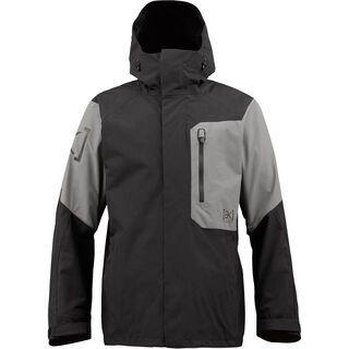 Burton [ak] 2L Boom Jacket, True Black/Monoxide - Snowboardjacke