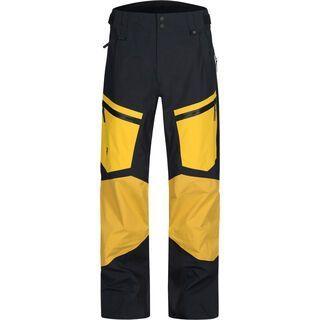 Peak Performance Gravity Pants, yellow flow - Skihose