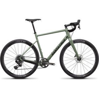 Santa Cruz Stigmata CC 650B Force AXS 2020, olive green - Gravelbike