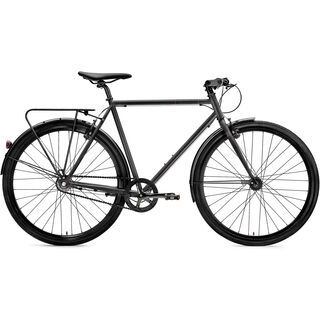 Creme Cycles Tempo Solo 2015, black - Cityrad