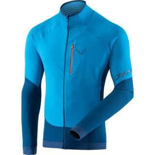 Dynafit TLT Light Thermal Men Jacket, methyl blue - Fleecejacke