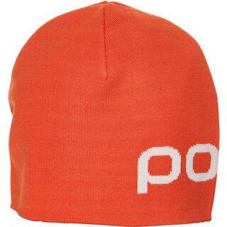 POC POCito Fleece Beanie, fluorescent orange - Mütze