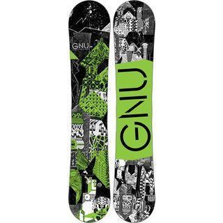 Gnu Carbon Credit 2017 - Snowboard