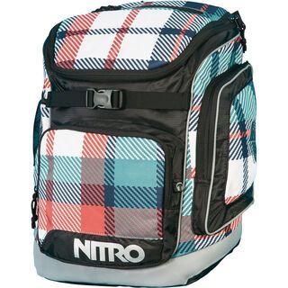 Nitro Bandit, meltwater plaid - Rucksack