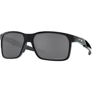 Oakley Portal X Prizm Polarized, polished black/Lens: black - Sportbrille