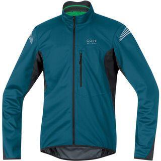 Gore Bike Wear E Windstopper Soft Shell Jacke, ink blue black - Radjacke