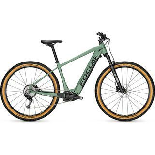 Focus Jarifa² 6.8 Seven 2020, mineral green - E-Bike