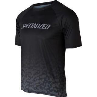 Specialized Enduro Air Shortsleeve Jersey, black/charcoal terrain - Radtrikot