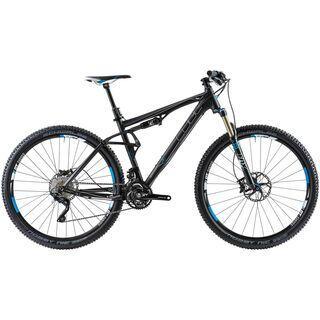 Cube AMS 120 HPA Race 29 2014, black anodized - Mountainbike