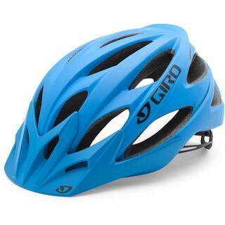 Giro Xar, matt blue - Fahrradhelm