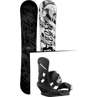 Set: Lib Tech Sk8 Banana 2017 + Burton Mission (1712873S)