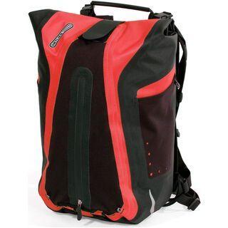 Ortlieb Vario QL3, signalrot-schwarz - Fahrradtasche