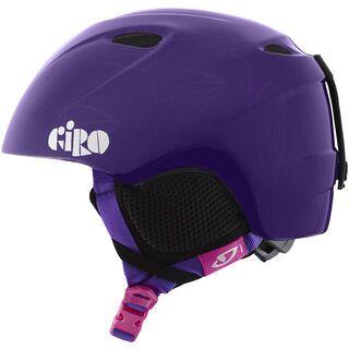 Giro Slingshot, purple cd - Skihelm