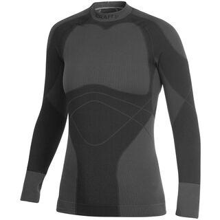 Craft Warm Crewneck Women, black - Unterhemd