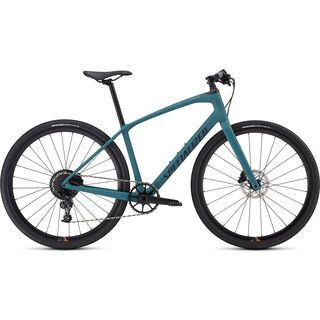 Specialized Women's Sirrus X Comp Carbon 2019, dusty turquoise/copper/black - Fitnessbike