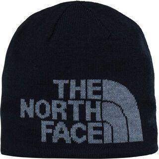 The North Face Highline Beanie, tnf black/tnf grey - Mütze
