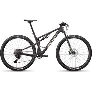 Santa Cruz Blur C S 2019, carbon/fog - Mountainbike