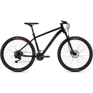 Ghost Kato 6.7 AL 2018, black/gray/neon red - Mountainbike