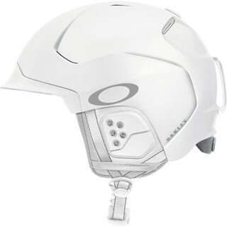 Oakley Mod5 MIPS, polished white - Skihelm