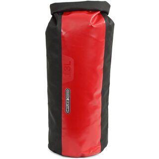 Ortlieb Dry-Bag PS490 - 13 L, black-red - Packsack