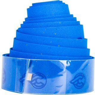 Cinelli Cork Ribbon, blue - Lenkerband