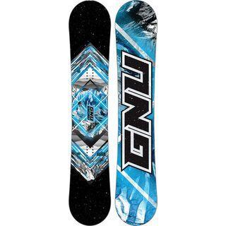 Gnu *** 2. Wahl *** Gnuru Midwide 2018 | Größe 155 cm 2018 - Snowboard