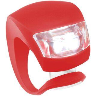 Knog Beetle, rot - Beleuchtung