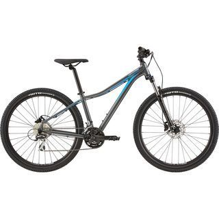 Cannondale Trail Women's 4 - 29 2020, electric blue - Mountainbike