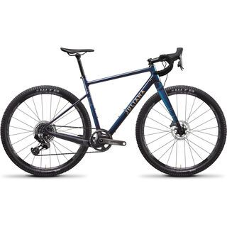 Juliana Quincy CC 650B Force AXS 2020, midnight - Gravelbike