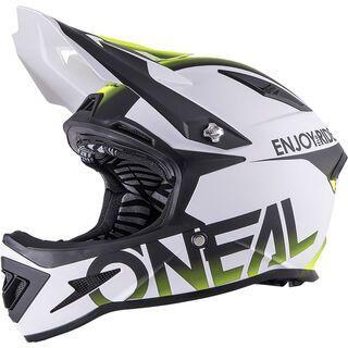 ONeal Warp Fidlock Helmet Blocker, neon yellow - Fahrradhelm