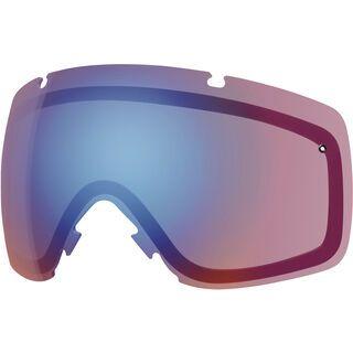 Smith I/O Lens, blue sensor mirror - Wechselscheibe