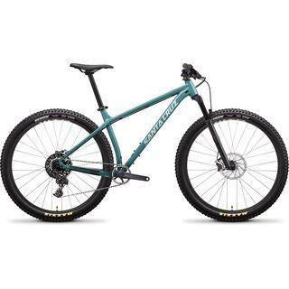 Santa Cruz Chameleon AL D 27.5 Plus 2019, blue/blue - Mountainbike
