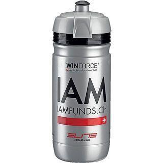 Elite Flasche Corsa Team, IAM Cycling - Trinkflasche