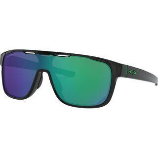 Oakley Crossrange Shield Prizm, black ink/Lens: prizm jade - Sonnenbrille